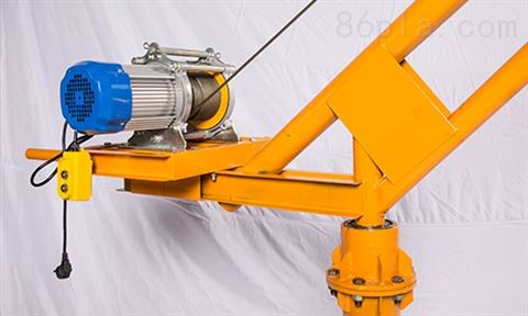 360度2噸3電腦室外吊運機東弘起重訂制