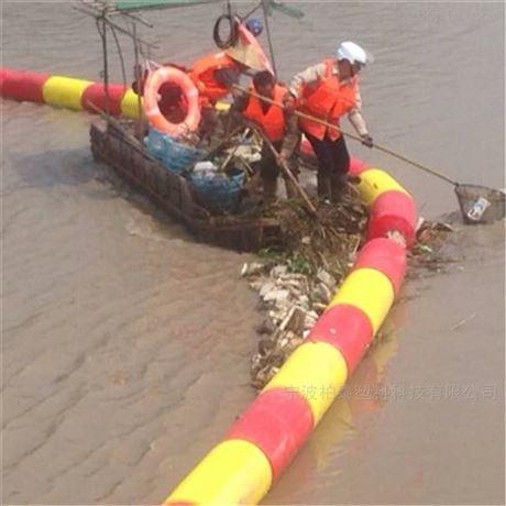 300*600河道拦污浮筒水库警示浮筒