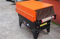 江西吉安鑫沃发4525型铝型材收缩机