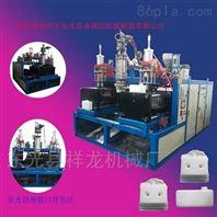 水箱吹塑机 15升堆码桶吹塑设备