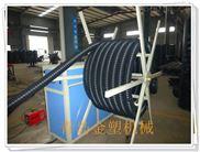 PE碳素螺旋管挤出机  PE波纹管生产线