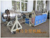 PE大口径供水管材设备 PE燃气管生产线