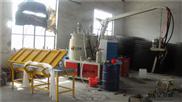 发热地砖聚氨酯高压发泡机