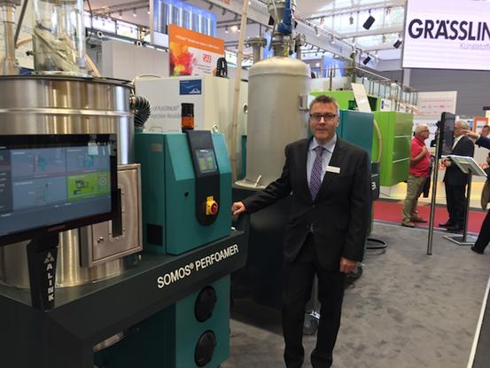 德国ProTec公司开发出高效环保的聚合物发泡系统