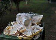 港媒:内地海滩塑料垃圾亟待清理 多来自外卖网购