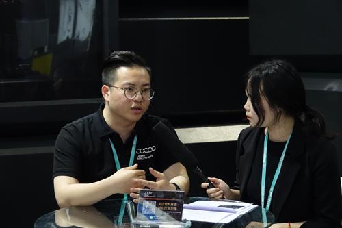 CHINAPLAS 2018:访乔博机械总经理解凯翔